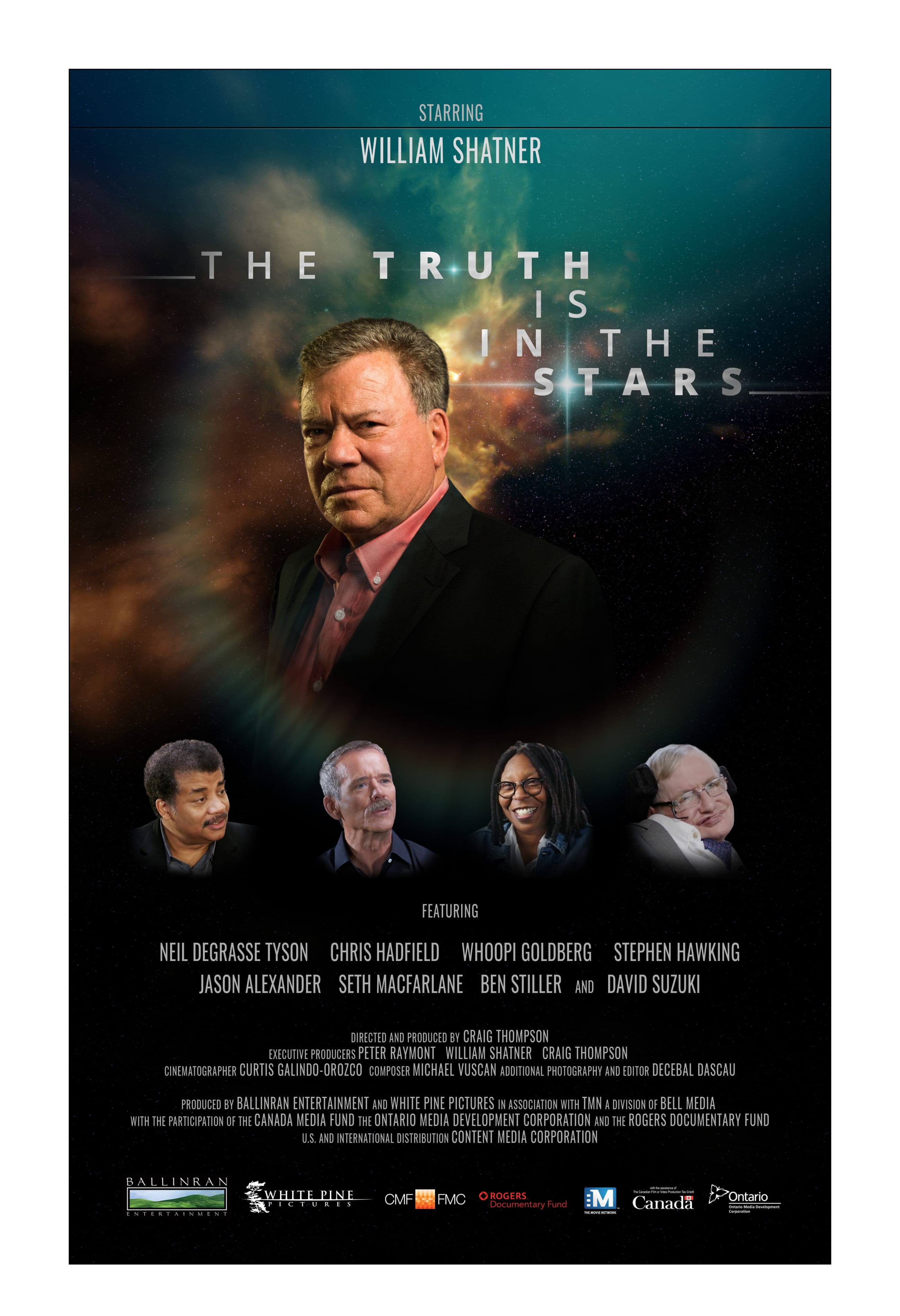 The Truth Is In The Stars 13x19 Hallway Poster 1